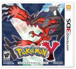 Pokémon Y - Seminovo - Nintendo 3DS