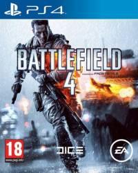 Battlefield 4 - Seminovo - PS4