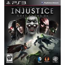Injustice: Gods Among Us - Seminovo - PS3