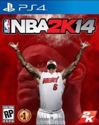 NBA 2K14 - Seminovo - PS4