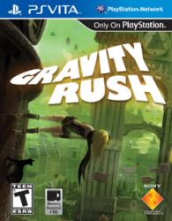 Gravity Rush - Seminovo - PSVITA