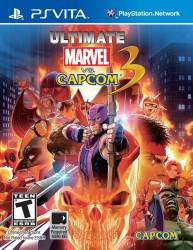 Ultimate Marvel vs Capcom 3 - Seminovo - PSVITA