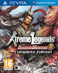 Dynasty Warriors 8: Xtreme Legends Complete Edition - PSVITA