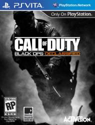 Call of Duty Black Ops: Declassified - Seminovo - PSVITA