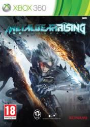 Metal Gear Rising: Revengeance - Seminovo - Xbox 360