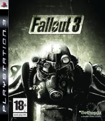 Fallout 3 - Seminovo - PS3 (Case Alternativa)