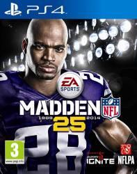 Madden NFL 25 (Madden 14) - Seminovo - PS4