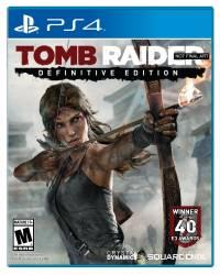 Tomb Raider: Definitive Edition - Seminovo - PS4
