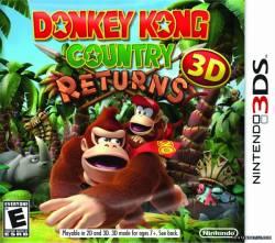 Donkey Kong Country: Returns - Seminovo - Nintendo 3DS
