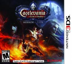 Castlevania Lords of Shadow: Mirror of Fate - Seminovo - Nintendo 3DS