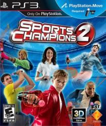 Sports Champions 2 - Seminovo - PS3