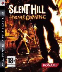 Silent Hill: Homecoming - Seminovo - PS3