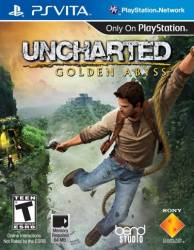 Uncharted Golden Abyss - Seminovo - PSVITA