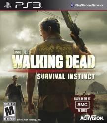 The Walking Dead: Survival Instinct - Seminovo - PS3