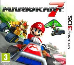Mario Kart 7 - Seminovo - Nintendo 3DS (S/ Case)