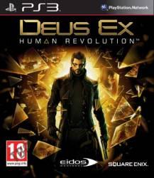 Deus Ex: Human Revolution - Seminovo - PS3