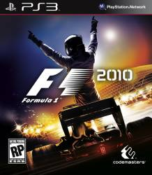 Formula 1 2010 (F1 2010) - Seminovo - PS3
