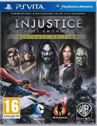 Injustice: Gods Among Us Ultimate Edition - Seminovo - PSVITA (S/ Case)