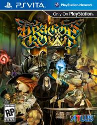 Dragons Crown - Seminovo - PSVITA