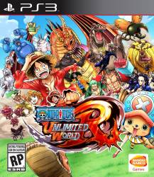 One Piece: Unlimited World Red - PS3