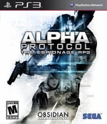 Alpha Protocol: The Espionage RPG - Seminovo - PS3