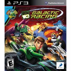 Ben 10 Galactic Racing - PS3