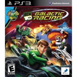 Ben 10 Galactic Racing - PS3