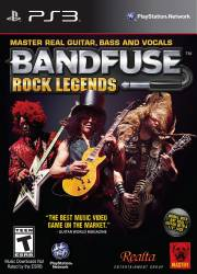 BandFuse: Rock Legends - PS3