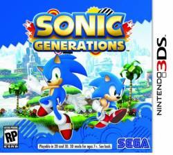 Sonic Generations - Seminovo - Nintendo 3DS