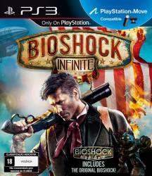 Bioshock Infinite - Seminovo - PS3