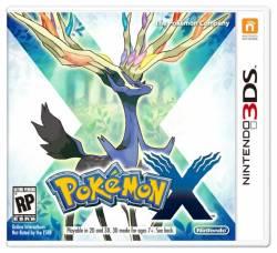 Pokémon X - Seminovo - Nintendo 3DS
