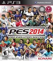 Pro Evolution Soccer 2014 - PES 2014 - Seminovo - PS3