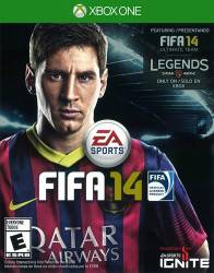 FIFA 14 - Seminovo - Xbox One