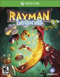 Rayman Legends - Seminovo - Xbox One