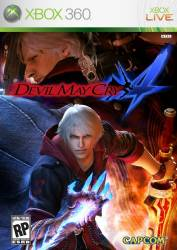 Devil May Cry 4 - Seminovo - Xbox 360