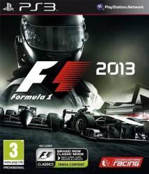 Formula 1 2013 (F1 2013) - Seminovo - PS3