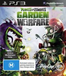 Plants vs. Zombies: Garden Warfare - PS3