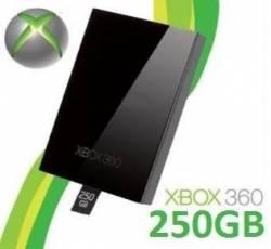 HD 250GB para Xbox 360 Slim