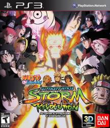 Naruto Shippuden: Ultimate Ninja Storm Revolution - PS3