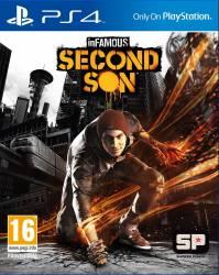 inFamous Second Son - Seminovo - PS4