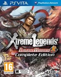 Dynasty Warriors 8: Xtreme Legends Complete Edition - Seminovo - PSVITA