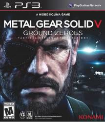 Metal Gear Solid V: Ground Zeroes - Seminovo - PS3