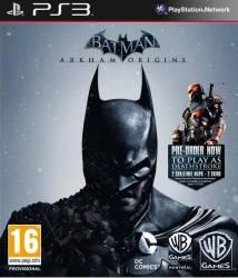 Batman Arkham Origins - Seminovo - PS3