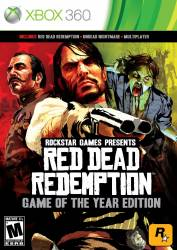 Red Dead Redemption: Game of The Year Edition - Seminovo - Xbox 360