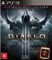 Diablo III: Reaper of Souls - Seminovo - PS3