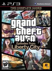 Grand Theft Auto: Episodes from Liberty City GTA - Seminovo - PS3 (Capa Alternativa)