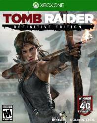 Tomb Raider: Definitive Edition - Seminovo - Xbox One