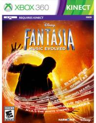 Kinect Disney Fantasia: Music Evolved - Xbox 360