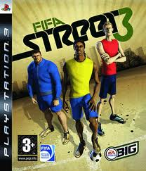 FIFA Street 3 - Seminovo - PS3