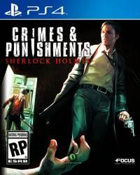 Sherlock Holmes: Crimes & Punishments - PS4